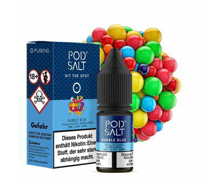 POD-SALT-Fusion-Bubble-Blue-Nikotinsalz-Liquid-10-ml-20-mg