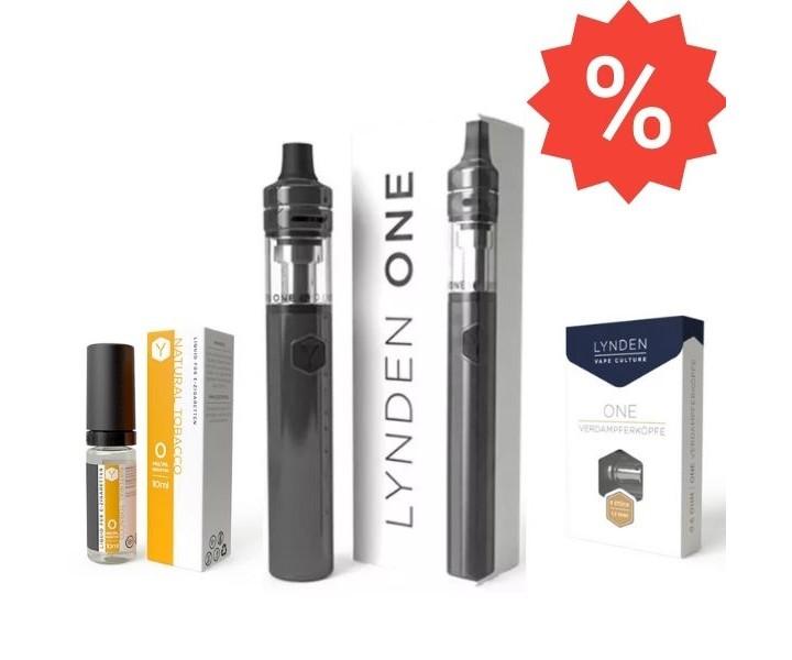 LYNDEN ONE + Liquid + Coils Bundle