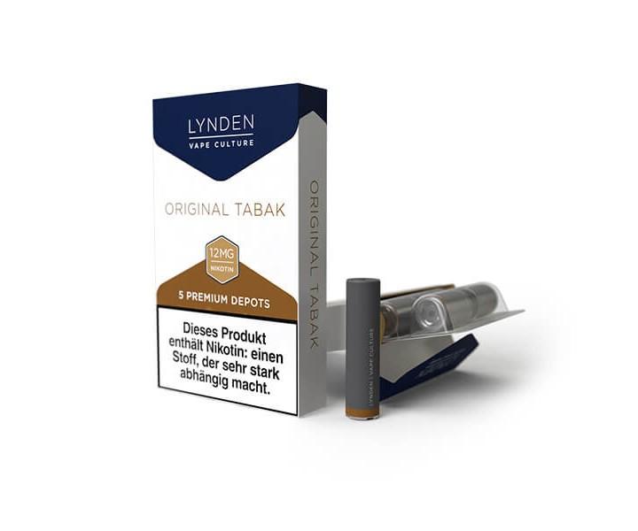 LYNDEN Original Tabak Depots