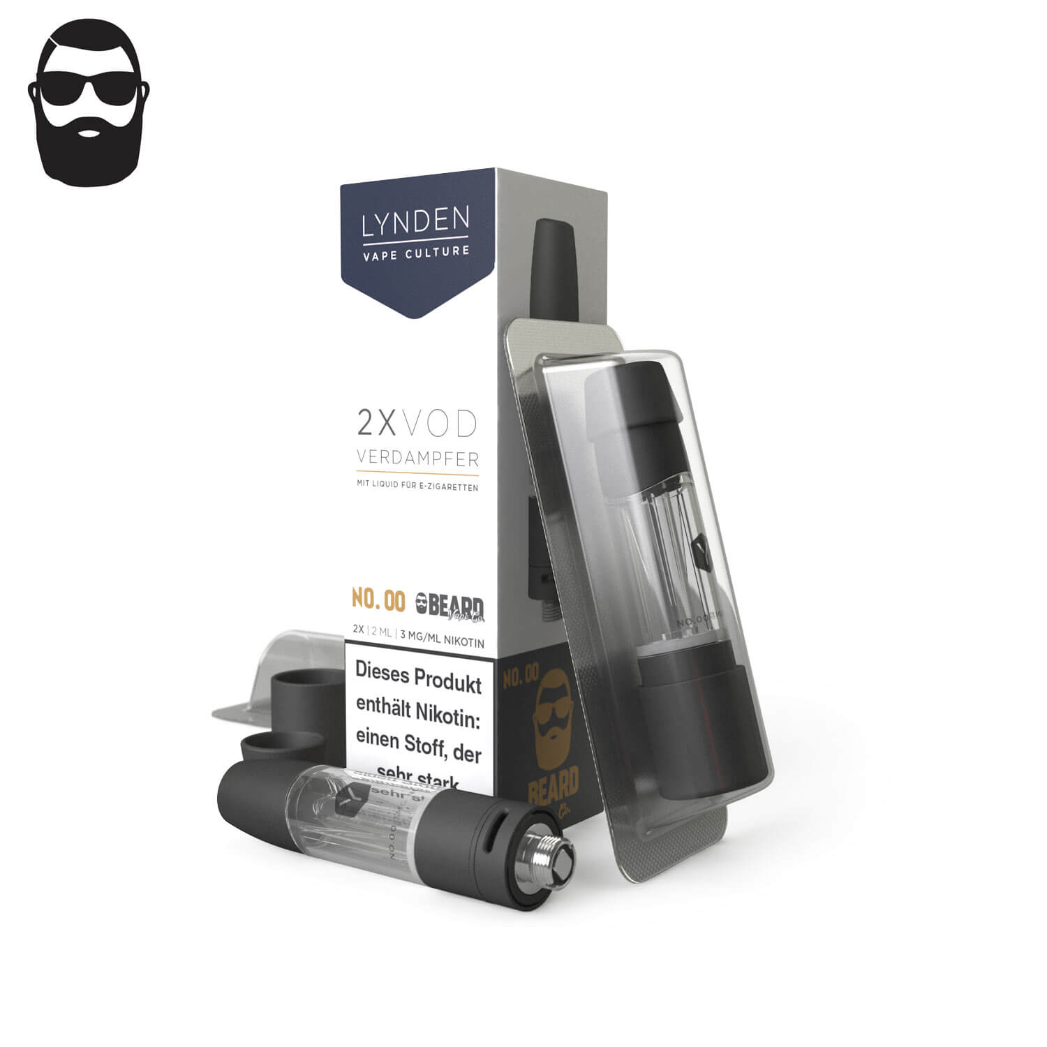 lynden vod tank beard vape saltz no 00 2er pack. Black Bedroom Furniture Sets. Home Design Ideas