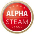 Alpha-Steam