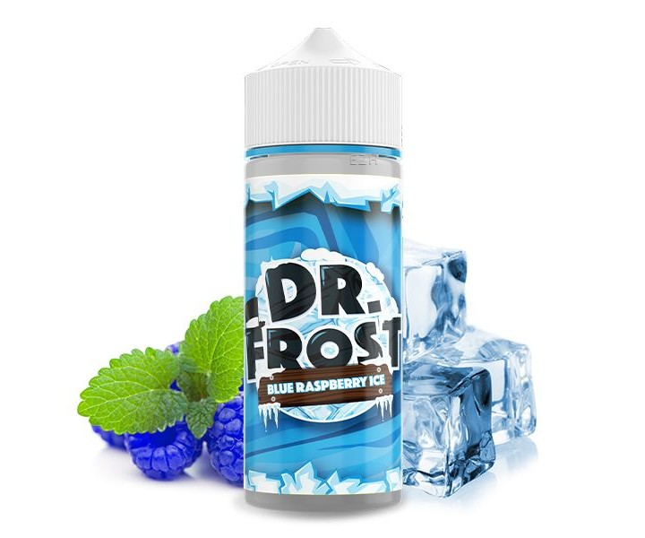 Dr. Frost Blue Raspberry Ice Liquid