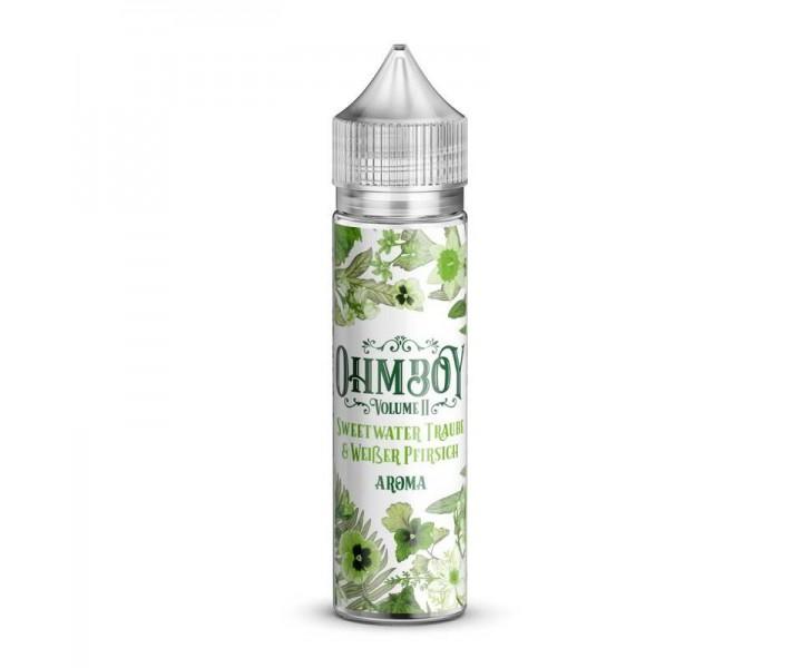 Ohmboy-Volum-II-Sweetwater-Traube-&-weißer Pfirsich-Longfill-Aroma-15-ml