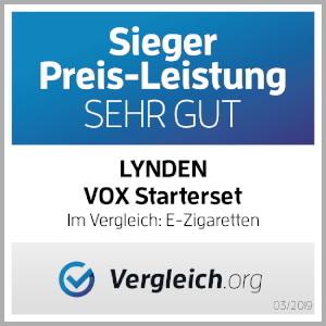LYNDEN VOX Preis-Leistung Sieger