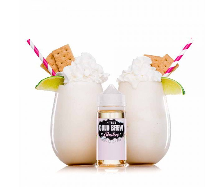 Nitro`s-Cold-Brew-Shake-Key-Lime-DIY-Liquid-100 ml
