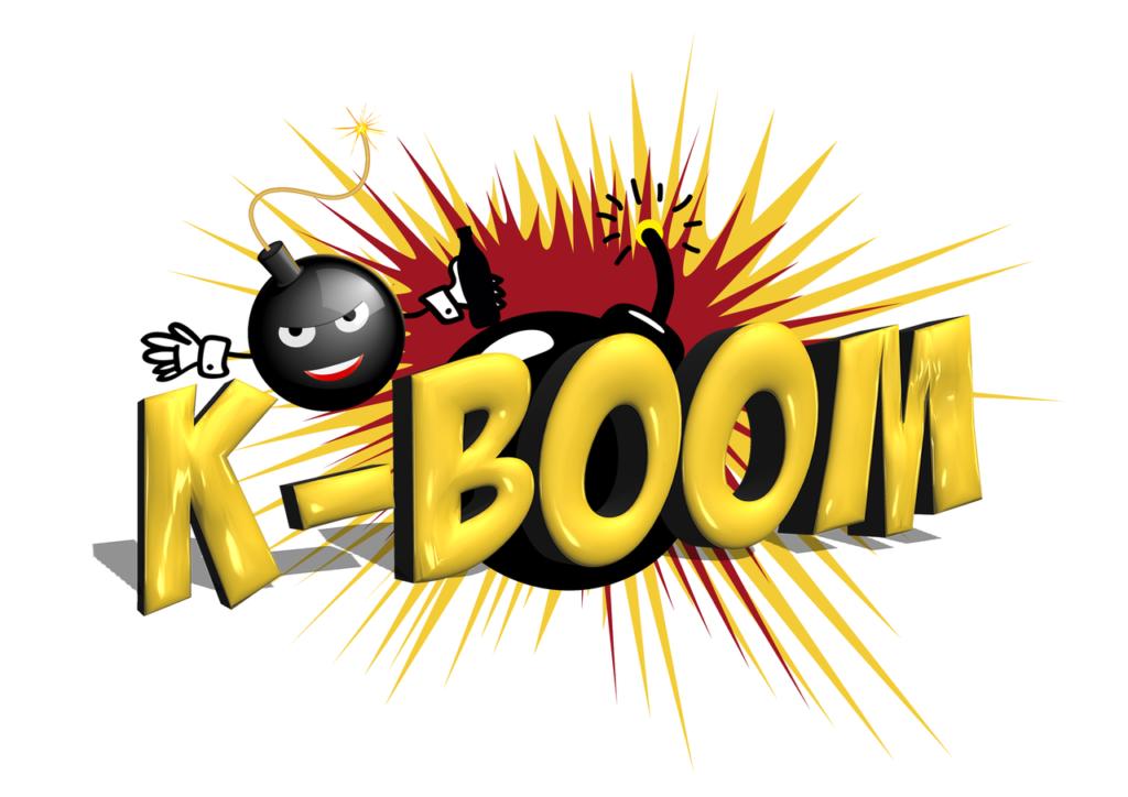 K-Boom-Logo