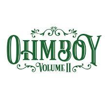 ohmboy-volume-II-logo