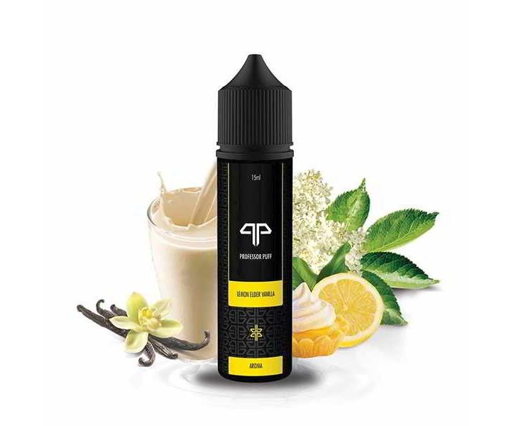 Professor-Puff-Lemon-Elder-Vanille-Aroma-15-ml