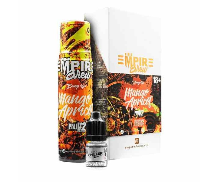 Empire-Brew-Mango-Apricot-Liquid-incl-Chiller-Shot