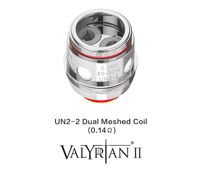 Valyrian-2-Mesh-Coil-0,14Ohm
