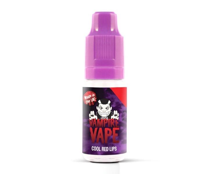 Vampire Vape Cool Red Lips Liquid