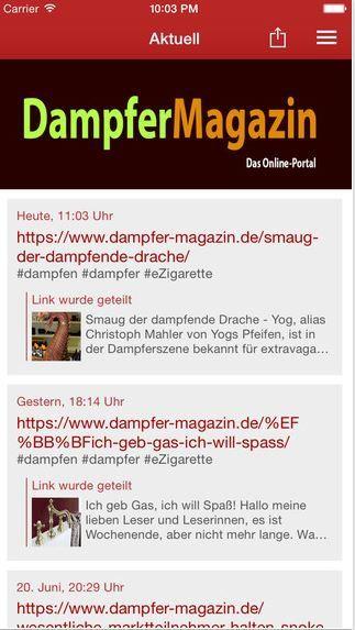 dampfer-magazin
