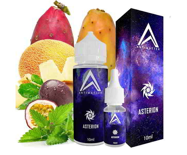 Asterion-Aroma-Antimatter