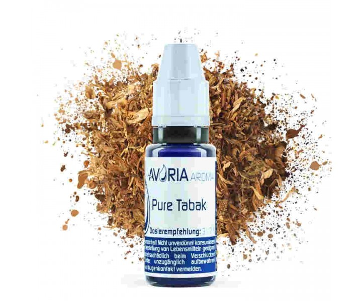 Avoria-Pure-Tabak-Aroma-12-ml