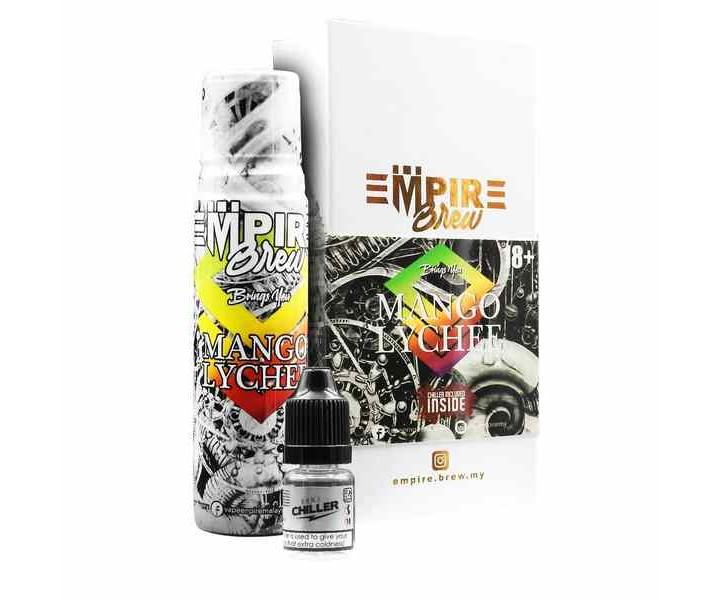 Empire-Brew-Mango-Lychee-Liquid-incl-Chiller-Shot