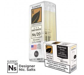 Aspire-Gusto-Pod-Honey-Roasted-Tobacco-by-Element-Ns20